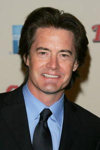 Kyle MacLachlan at the Us Weekly and Rolling Stone Oscar Party held at the Pacific Design Center.
