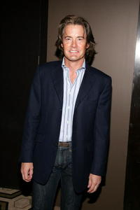 Kyle MacLachlan at the special screening of