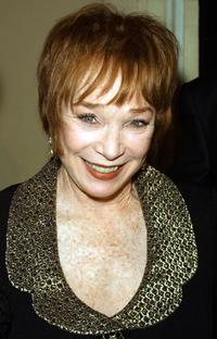 Shirley MacLaine at the Second Annual Directors Guild of America Honors.
