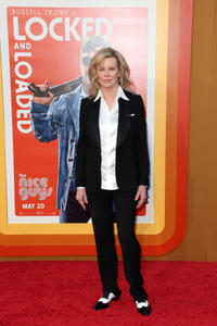 Kim Basinger at the California premiere of