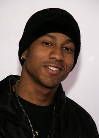 Brandon T. Jackson at the world premiere of