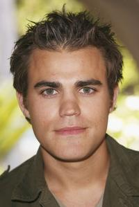 Paul Wesley at the 2006 Summer Television Critics Press Tour for the ABC Family/Disney Channel.