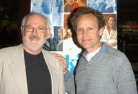 Peter MacNicol and and Michael Pressman at the Los Angeles Premiere of