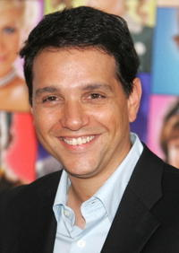 Ralph Macchio at the 'Hairspray' premiere at the Ziegfeld Theatre.