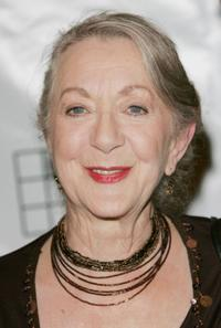 Thelma Barlow at the British Independent Film Awards.