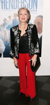 Thelma Barlow at the UK premiere of