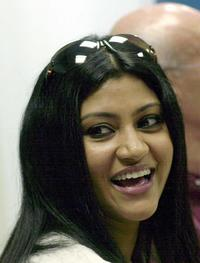 Konkona Sen Sharma at the press conference of