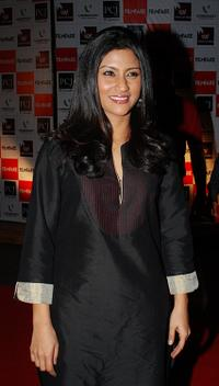 Konkona Sen Sharma at the Film Fare Awards.