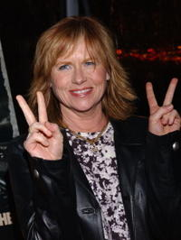 Amy Madigan at the