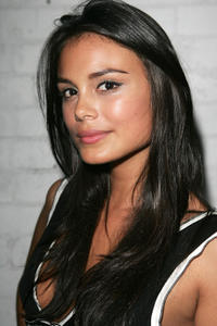 Nathalie Kelley at the Sass & Bide eyewear launch and RAFW wrap party during the third and final day of Rosemount Australian Fashion Week's Transeasonal 2008 Collections.