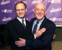 John Mahoney and David Hyde Pierce at the 10th Annual