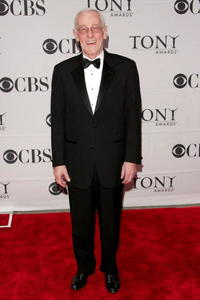 John Mahoney at the 61st Annual Tony Awards at Radio City Music Hall.