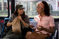 Cheryl (Sofia Vergara) and Brenda (Angela Bassett) in