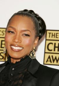 Angela Bassett at the 11th Annual Critics' Choice Awards.