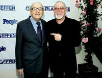 Karl Malden and Gilbert Cates at the Geffen Gala Fundraiser.