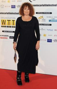 Valerie Mairesse at the 9i Monte Carlo Film Festival.