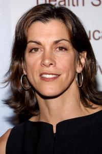 Wendie Malick at the Planned Parenthood Gala Dinner.