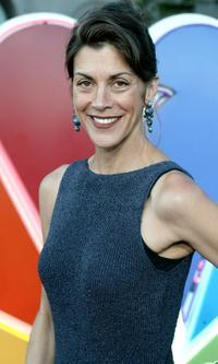 Wendie Malick at the NBC Press Tour Party.