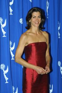 Wendie Malick at the 2001 Primetime Creative Arts Emmy Awards.