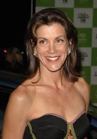 Wendie Malick at the 16th annual Environmental Media Awards.
