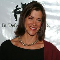 Wendie Malick at the In Defense Of Animals Guardian Awards Fundraiser.