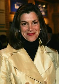Wendie Malick at the opening night of