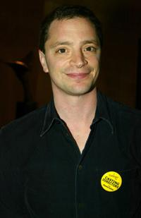 Joshua Malina at the Writers Guild Theatre.