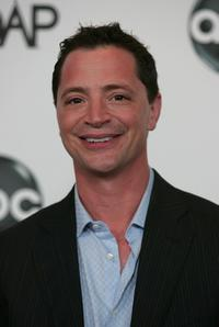 Joshua Malina at the 2007 ABC All Star Party.