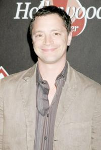 Joshua Malina at the HollywoodPoker.com's first year anniversary party.