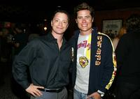 Joshua Malina and Andrew Firestone at the