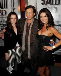 Shawnee Smith, Costas Mandylor and Betsy Russell at the screening of