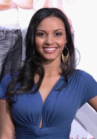 Jessica Lucas at the premiere of