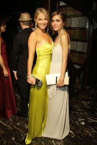 Anastasia Griffith and Rose Byrne at the F/X
