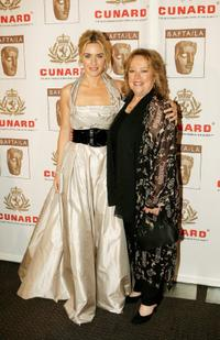 Kathy Bates and Kate Winslet at the 16th Annual British Academy of Film and Television/LA Cunard Britannia Awards.