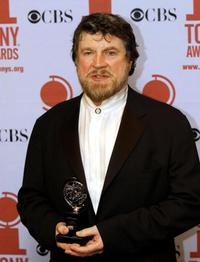 Alan Bates at the 56th Annual Tony Awards.