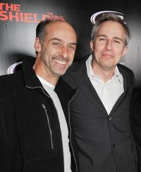 David Marciano and Jay Karnes at the screening of