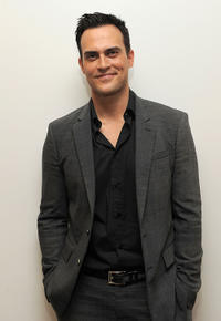 Cheyenne Jackson at the 2011 amfAR New York Inspiration Gala Kick-Off party in New York.