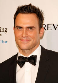 Cheyenne Jackson at the 9th Annual Elton John AIDS Foundation's