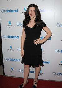 Julianna Margulies at the California premiere of