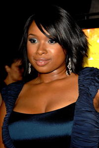 Jennifer Hudson at the premiere of