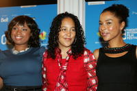 Jennifer Hudson, Director Gina Prince-Bythewood and Sophie Okonedo at the 2008 Toronto International Film Festival.