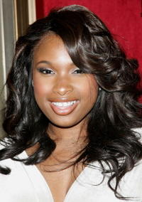 Jennifer Hudson at the