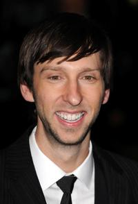 Joel David Moore at the London premiere of