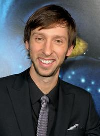 Joel David Moore at the California premiere of