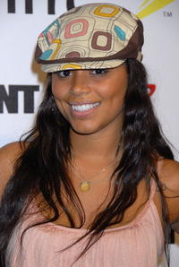 Lauren London at GIANT Magazine's MTV Movie Awards After Party in L.A.