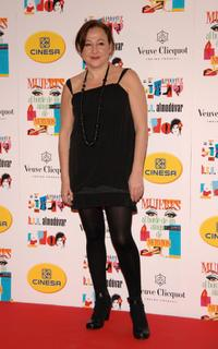 Carmen Machi at the 20th Anniversary screening of