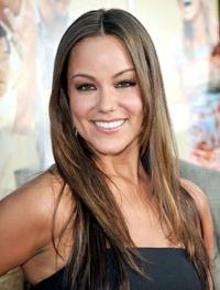 Katy Mixon at the premiere of