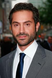 Omar Metwally at the screening of