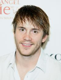 Robert Hoffman at the gala premiere of