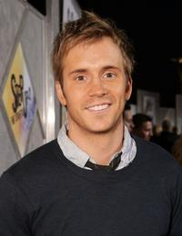 Robert Hoffman at the world premiere of
